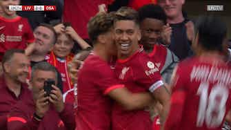 Preview image for Firmino finds the net in win over Osasuna