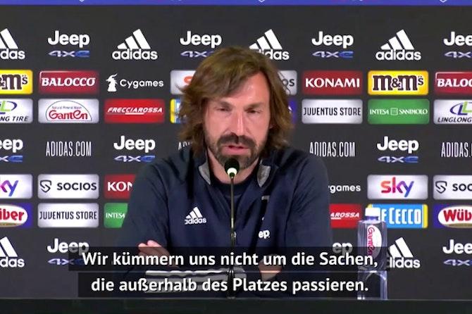 Pirlo: UEFA-Drohungen interessieren Spieler nicht