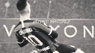 Preview image for The best of Lautaro with Inter