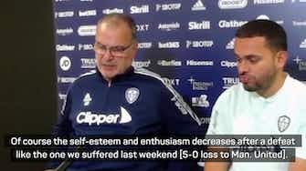 Preview image for Bielsa still hurting from United defeat