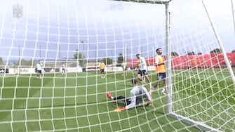 Imagen de vista previa para España regresa a los entrenamientos tras el triunfo ante Georgia