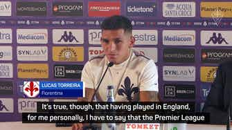 Preview image for Premier League is 'best in the world' - Ex-Gunner Torreira