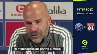 """Anteprima immagine per Bosz avvisa Messi: """"Lo stimo ma pronti a tutto per fermarlo"""""""