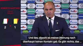 Vorschaubild für Das sagt Martinez zu den Barca-Gerüchten