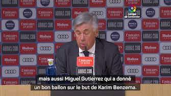 """Image d'aperçu pour 4e j. - Ancelotti : """"Nous devons absolument nous améliorer défensivement"""""""