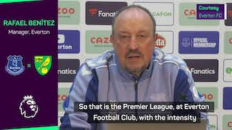 Preview image for Benitez describes James departure as 'complicated'