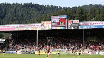 """Vorschaubild für """"Viel Nostalgie"""" in Freiburg: Ein letztes Mal im Dreisamstadion"""