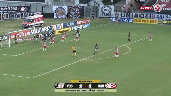 Preview image for Vasco draw against Náutico at São Januário