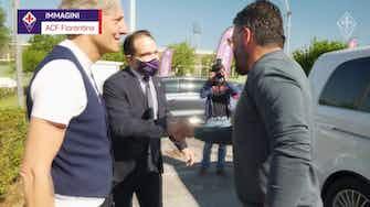 Anteprima immagine per Fiorentina, primo giorno viola per Gattuso