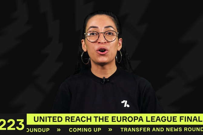 Who SAVED Man United's Europa League game?