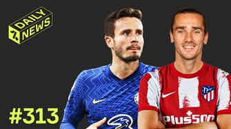 Preview image for Griezmann, Saúl & more! REACTING to Transfer Deadline Day!