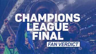 Preview image for Champions League Final - Fans Verdict