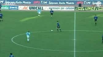 Anteprima immagine per Youri Djorkaeff concretizza un'incredibile azione corale contro la Lazio