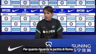"""Anteprima immagine per Inter, Inzaghi: """"Non ci fermeremo più con l'avversario a terra"""""""