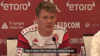 Image d'aperçu pour Monaco - Nübel revient sur son choix de Monaco et sa comparaison avec Neuer