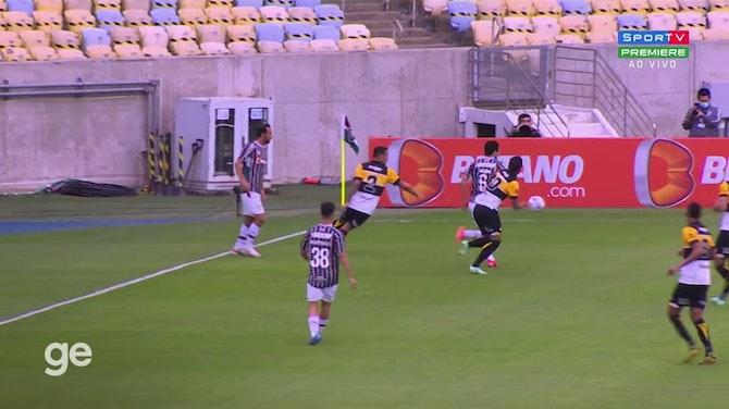 Imagem de visualização para Melhores momentos de Fluminense 3 x 0 Criciúma