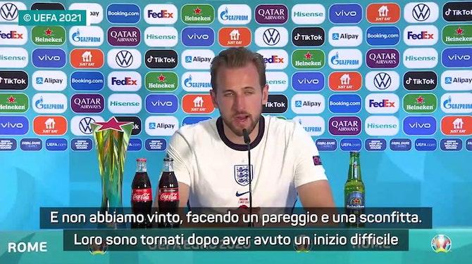 """Anteprima immagine per Kane: """"Danimarca? In Nations League non abbiamo vinto..."""""""
