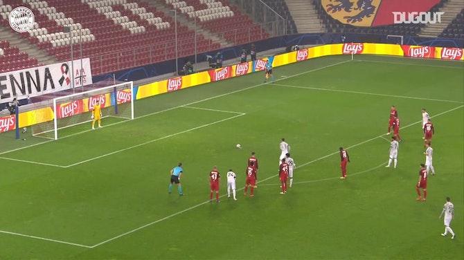 Résumé Salzbourg 2-6 Bayern Munich
