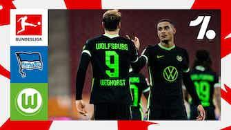 Imagem de visualização para Melhores momentos de Hertha BSC vs. VfL Wolfsburg   08/21/2021