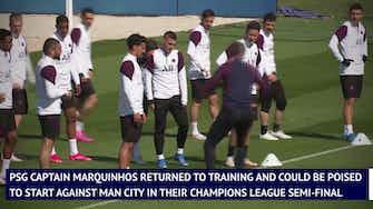 Preview image for Marquinhos - The Captain returns