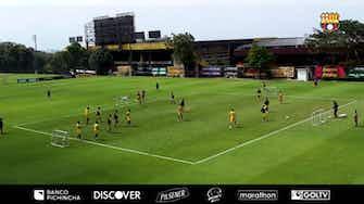 Imagen de vista previa para Barcelona SC se prepara para enfrentar a IDV