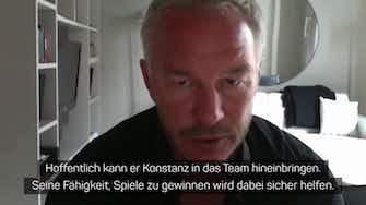 Vorschaubild für Ex-Bayern-Star Andersson über Flick als DFB-Coach