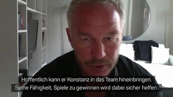 Ex-Bayern-Star Andersson über Flick als DFB-Coach