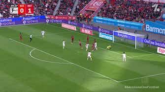 Imagem de visualização para Robert Lewandowski with a Goal vs. Bayer Leverkusen