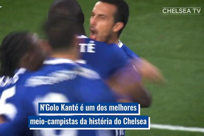 Trajetória de sucesso de N'Golo Kanté no Chelsea