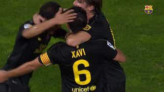 Image d'aperçu pour Les meilleurs buts de Xavi contre Grenade