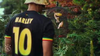 Preview image for Ajax release Bob Marley-inspired third jersey