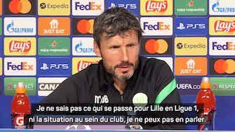 """Image d'aperçu pour Gr. C - Mark van Bommel : """"Lille, c'est fort"""""""