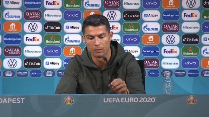 I'm going to show Europe a new improved Ronaldo | Hungary vs Portugal | Cristiano Ronaldo ©️UEFA 2021