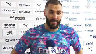 Preview image for Karim Benzema: 'Every game is a final and today we won'
