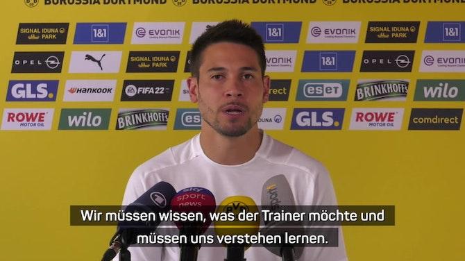 Vorschaubild für Guerreiro: Gute Chancen im Supercup gegen Bayern