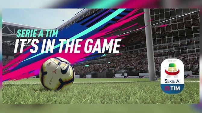 Imagen de vista previa para Juve, Roma y Nápoles volverán en FIFA 22