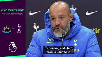 Preview image for Goals will come for Kane insists Nuno