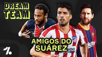 Imagem de visualização para Messi, Neymar e.....Oblak? Quais foram os MELHORES que jogaram ao lado de SUÁREZ?