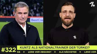 Vorschaubild für Kuntz als Nationaltrainer der Türkei?