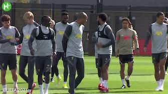 Image d'aperçu pour Liverpool se prépare pour affronter Porto