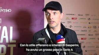 """Anteprima immagine per CALCIO: Serie A: Tuchel: """"Gasperini ha cambiato la Serie A"""""""
