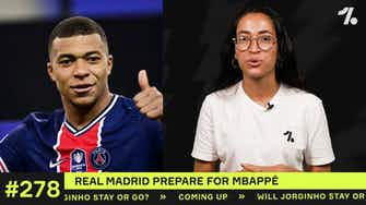 Preview image for Madrid prepare for Mbappe bid