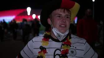 Vorschaubild für Das sagen die DFB-Fans vor dem England-Kracher