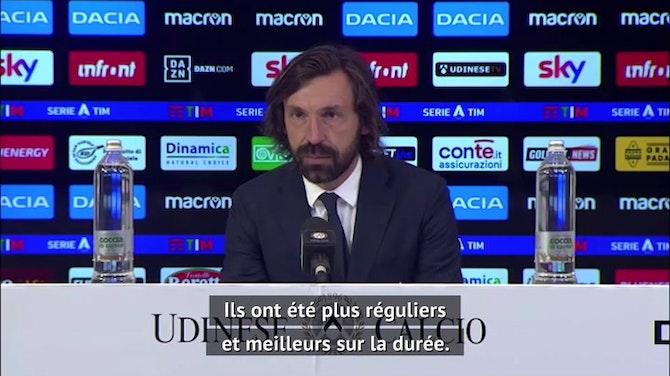 """Image d'aperçu pour 34e j. - Pirlo : """"On a perdu trop de points contre des équipes à notre portée"""""""
