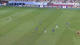 Imagem de visualização para Gustagol marca golaço em vitória do Jeonbuk sobre o Incheon United na K-League