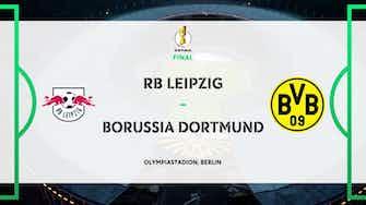 Image d'aperçu pour DFB Pokal final highlights: RB Leipzig 1-4 Borussia Dortmund