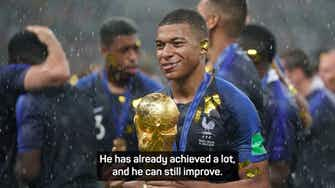 Preview image for Mbappe can 'replace' Ronaldo and Messi - Blanc