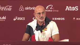 """Imagen de vista previa para De la Fuente: """"Estamos muy motivados e ilusionados con el partido de mañana"""""""