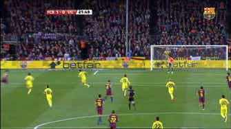 Vorschaubild für The Andrés Iniesta-David Villa connection