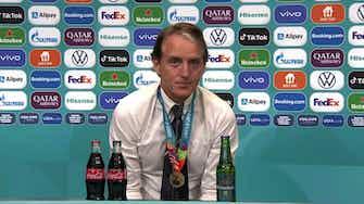 """Anteprima immagine per Mancini: """"Donnarumma il migliore al mondo. Su Vialli..."""""""